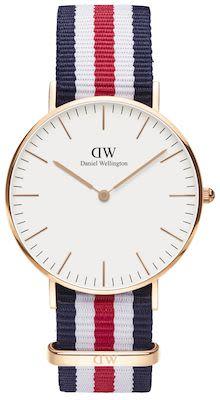 Daniel Wellington Ladies' Classic Canterbury Watch