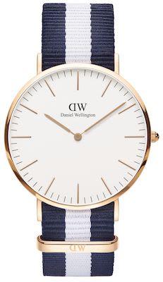 Daniel Wellington Gent's Classic Glassgow Watch