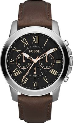 Fossil Gent's Grant Classic Chronograph