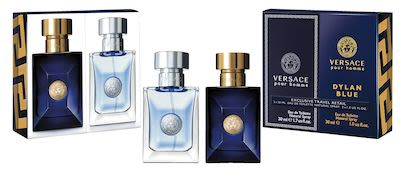 Versace Pour Homme & Dylan Blue Duo Set