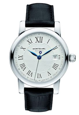 Montblanc Star Roman Small Second Watch