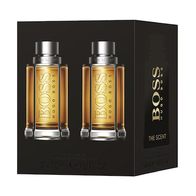 Boss The Scent EdT Duo 2x50 ml