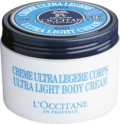 L'Occitane Shea Ultra Light Body Cream 200 ml