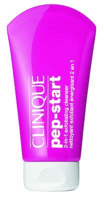 Clinique Pep Start 2-in-1 Exfoliating Cleanser