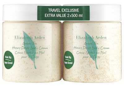 Elizabeth Arden Green Tea Honey Drops Body Cream Set