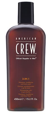 American Crew Classic 3-in-1 (Shampoo, Conditioner and Body Wash) 450 ml