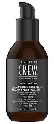American Crew All-in-One Face Balm SPF 15 170 ml