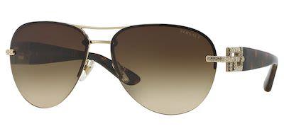 Versace Ladies' Rock Icons Sunglasses