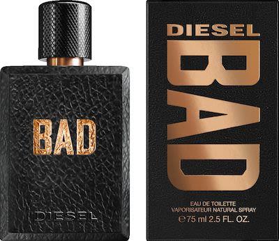 Diesel Bad EdT 75 ml