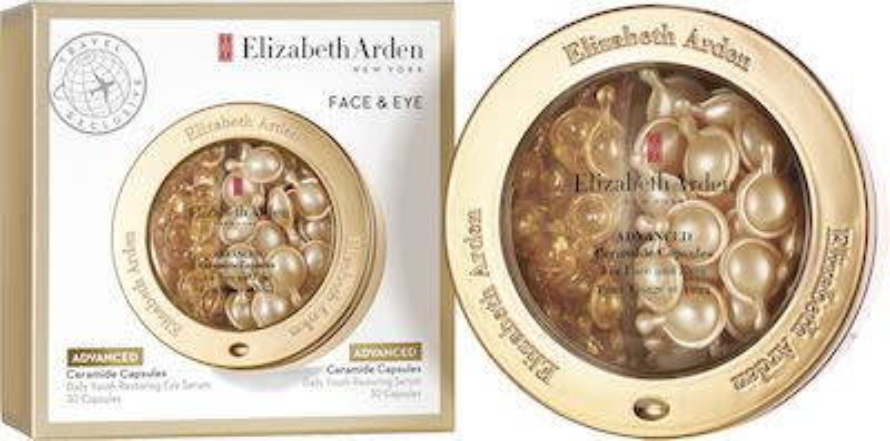 Elizabeth Arden Ceramide Advanced Ceramide Capsules Face and Eye Set