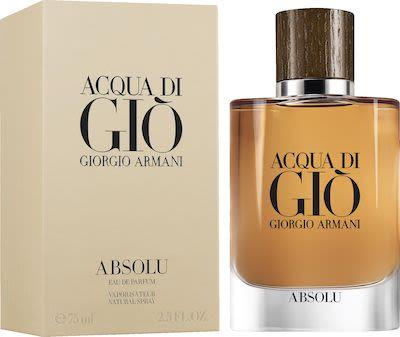 Giorgio Armani Acqua di Giò pour Homme EdP Absolu 75 ml