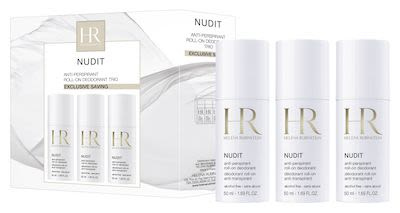 H. Rubinstein Nudit Deodorant Set 3x50 ml