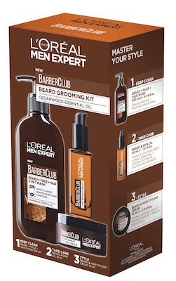 L'Oréal Paris Men Expert Barber Club Set