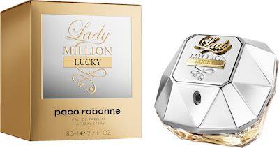 Paco Rabanne Lady Million Lucky EdP 80 ml