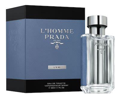 Prada L'Homme L'Eau EdT 50 ml