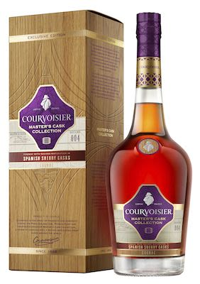 Courvoisier Master Sherry Cask Edition Giftbox 70 cl. - Alc. 40% Vol.