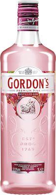 Gordon's Pink 100 cl. - Alc. 37.5% Vol.