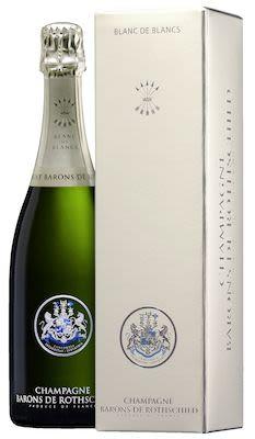 Baron de Rothschild Blanc de Blanc. Premier  75 cl. - Alc. 12% Vol.