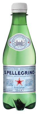 Pellegrino Sparkling Mineral Water 24x33 cl. PET btls.