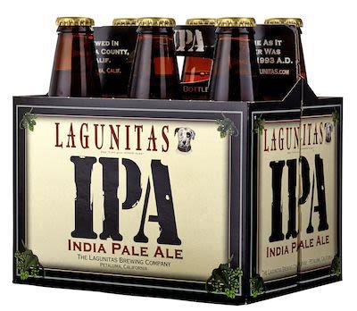 Lagunitas IPA 6x33 cl. btls. - Alc. 6.2% Vol.