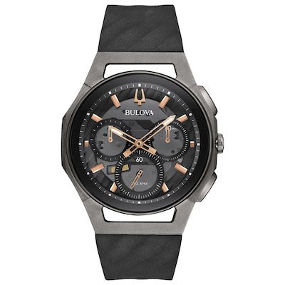 Bulova Gents Curv Watch