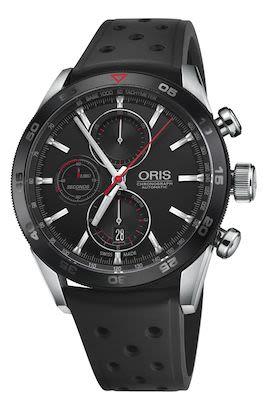 Oris Artix Gents GT Watch, Black