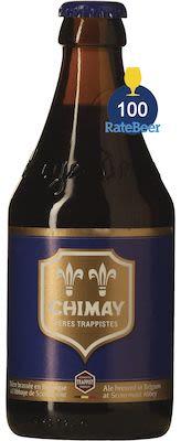 Chimay Blue 24x33 cl. btls. - Alc. 9% Vol.