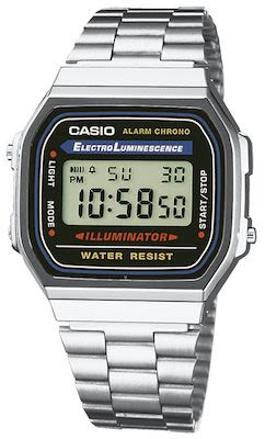 Casio Collection Unisex Silver Watch