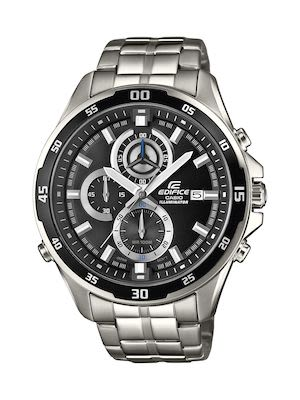 Casio Edifice Gent's Silver Watch