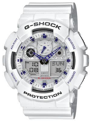 Casio G-Shock Gent's White Watch