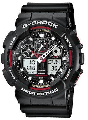 Casio G-Shock Gent's Black Watch