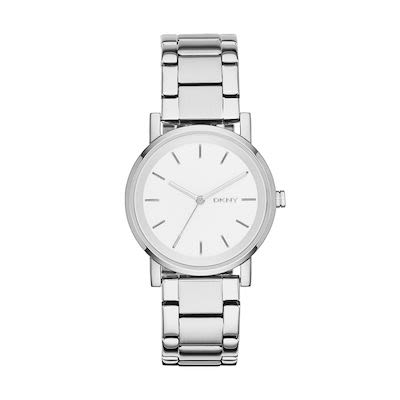 DKNY Ladies' Soho Silver Watch