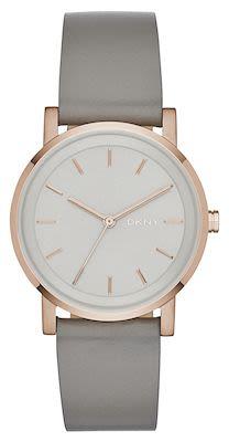 DKNY Ladies' Soho Rose Gold Watch
