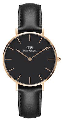 Daniel Wellington Ladies' Classic Petite Rose Gold Watch