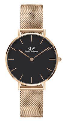 Daniel Wellington Ladies' Classic Petite Melrose Rose Gold Watch