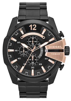 Diesel Gent's Diesel Chief Series Black Watch