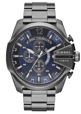 Diesel Gent's Diesel Chief Series Grey Watch
