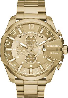 Diesel Gent's Diesel Chief Series Gold Watch