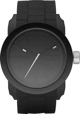 Diesel Unisex Double Down Series Polycarbonate Watch