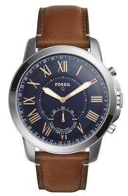 Fossil Gent's Q Grant Smartwatch