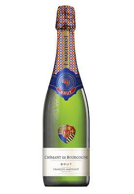 Crémant de Bourgogne Francois Martenot 75 cl. - Alc. 14.5% Vol.