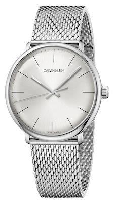 Calvin Klein Unisex Highnoon Watch Silver