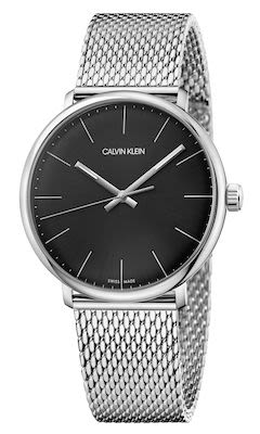 Calvin Klein Unisex Highnoon Watch Black