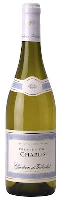 2015 Chartron & Trebuchet Chablis 1er Cru 75 cl. - Alc. 13% Vol.
