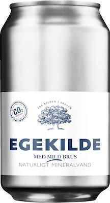 Egekilde Sparkling 24x33 cl. cans.