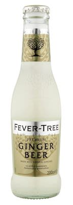 Fever Tree Ginger Beer 24x20 cl blt Alc. Free