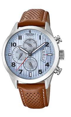 Festina Gent's Elegant Chrono Watch