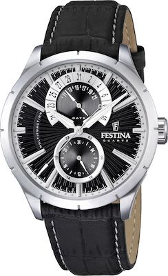 Festina Gent's Multifunction Watch