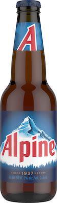 Moosehead Alpine Lager 24x341 ml btl - Alc.5% Vol.