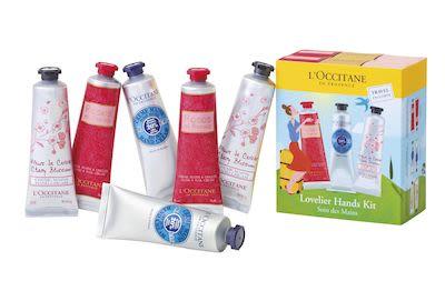 L'Occitane Lovelier Hands Kit